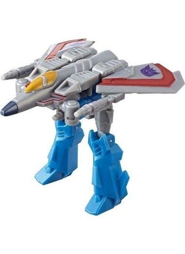 Transformers Transformers Cyberverse Küçük Figür Starscream E1883-E1894 Renkli